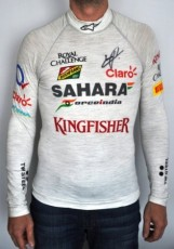 Tee shirt de course FORCE INDIA de Sergio PEREZ